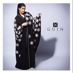 The renowned designer, Abayat Guin's new collection of luxurious and custom made abayas are unique, contemporary and fashion forward for the modern Muslim woman.  The collection comprises of abayas for party and casual looks ! Shop the collection exclusiv
