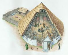Imgs For > Bronze Age Houses