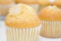 e-cocinablog: madalenas rellenas de dulce de manzana
