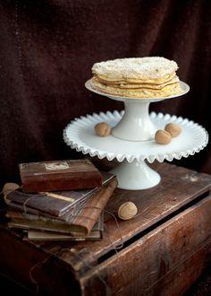 Der Fall von falscher Identität: Die Slipped Pfannkuchen Kuchen