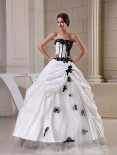 Wedding dress idea for my Disneyland/The Nightmare Before Christmas Wedding but my dress has to be modest.