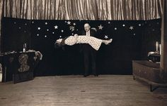 1940s Joe Miller Chicago Magician by GwenDeanne, via Flickr