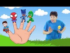 Músicas do Finger Family Superheros para crianças - Mashu ToysReview - Mashu ToysReview - YouTube Finger Family, Family Guy, Kids Songs, Nursery Rhymes, Youtube, Superhero, Fictional Characters, Ideas, Gardening