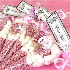 60c2cf3c392 Party Ideas Mini Mad Hatter Sweet Cones Sweetie Cones