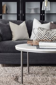 Ellos Home Accent-sohvapöytä