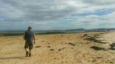 Fraser at embleton beach