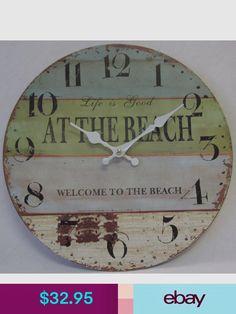 Wall Clocks #ebay #Home & Garden