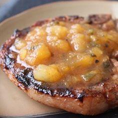 Tropical Grilled Pork Chops - Allrecipes.com