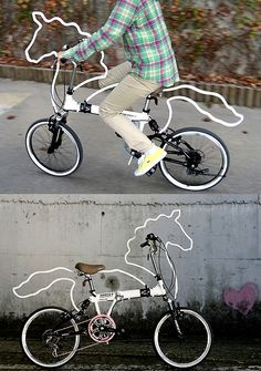 Unicorn Bike for realz