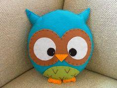 Felt owl..