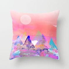 Eutopia Throw Pillow