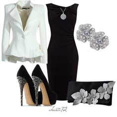 """Pure Elegance"" by christa72 on Polyvore"