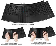 SmartFish Engage Ergonomic Keyboard: Exclusive First Look
