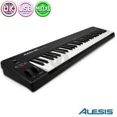 Alesis Q61 Note USB MIDI Keyboard Synth Recording Home Pro Studio Controller from Electromarket.co.uk