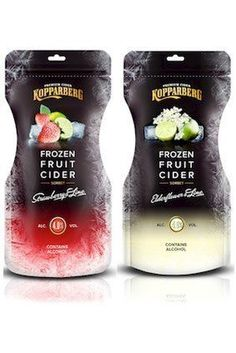 Product Launch - Kopparberg Frozen Fruit Cider