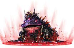 Baal - Characters & Art - Bayonetta 2