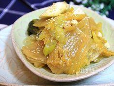 밥도둑 잡아요^^ 묵은지 볶음 만들기 K Food, Good Food, Yummy Food, Vegetable Seasoning, Korean Food, International Recipes, Brunch Recipes, Meal Planning, Food And Drink
