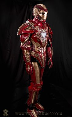 Asgardian Iron Man Armor...................