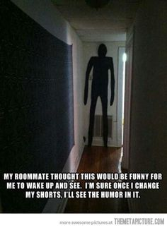 Morning Prank…. So need to do this to Blaine!!!