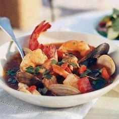 December 14 is National Bouisabaisse Day  http://www.examiner.com/article/december-14-is-national-bouillabaisse-day