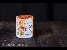 Mug cake de tomate #ElsofritodeOrlando | Cocinar Para 2