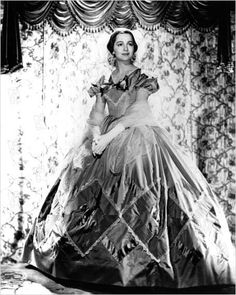 """Crinoline dress (Costume of the movie """"Gone with the wind"""")"""