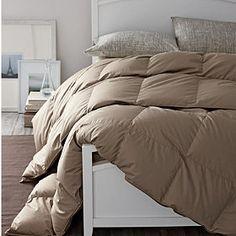 White Bay® Comforter - it is machine washable!!