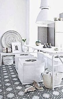 Modern Moroccan Kitchen Decor