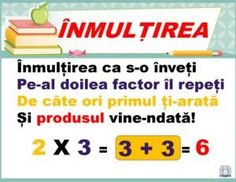 Planșe pentru terminologie matematică la înmulțire și împărțire Fun Math, Math Activities, School Staff, Back To School, Algebra, Positive Discipline, School Lessons, Kids And Parenting, Homeschool