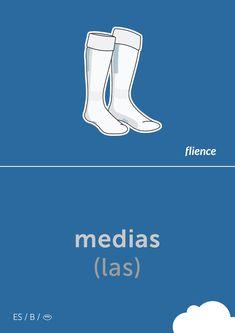 Medias #flience #sport #soccer #english #education #flashcard #language Spanish Flashcards, Soccer, Language, English, Education, Website, Sports, Free, Design