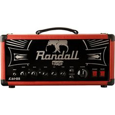 Randall EOD88 Guitar Amplifier Head * Want to know more, click on the image.