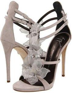Giuseppe Zanotti beige shoes