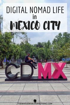 We didn't have the best start to our long term travel adventure in Mexico. But from there things have just got better and better. Here's why living in Mexico City as digital nomads is awesome. Cozumel, South America Travel, North America, Latin America, Central America, Puerto Vallarta, Tulum, Travel Guides, Travel Tips