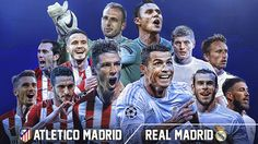 UEFA Champions League Final Real Madrid vs. Atletico Madrid | Preview &  Predictions - http