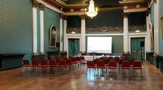 Book A Grade II-listed Venue For Events & Functions In London - Historical Grade II-listed Venue For Hire - The Cutlers Hall In London. Sheffield City, Valance Curtains, Conference, London, Events, Book, Home Decor, Decoration Home, Room Decor
