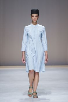 Amanda Laird Cherry   Spring Summer 2018    Look 4   Photo by Eunice Driver for South African Fashion Week South African Fashion, African Fashion Designers, Spring Summer 2018, Amanda, Cherry, Hair Beauty, Plus Size, Shirt Dress, Shirts