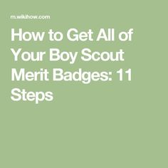 For Boy Scout Merit Badge Books Organize Them Using Three Ring