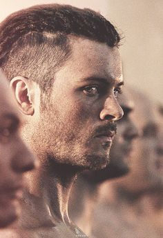 Dan Feuerriegel as Agron