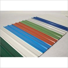 Pushpak Infrasteel is best Color Roofing Sheets manufacturer Company in Pune, Maharashtra, India. The Color roofing sheets manufacturer using high quality raw material. We supply best cost of Color roofing sheets in all over India Steel Metal, Metal Roof, Painting Galvanized Steel, Aesthetic Look, Steel Roofing, Coimbatore, Light Reflection, Cladding, Outdoor Blanket