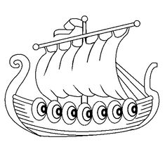 viking boats - Google Search