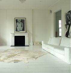 Look Book: White Wood Floors