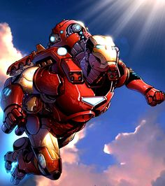 Iron Man by Salvador Larroca