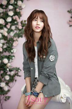 #Kim So Hyun
