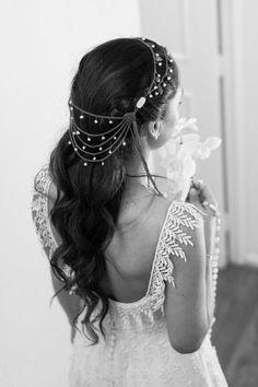 Cómo transformar un vestido de novia sencillo en uno fabuloso