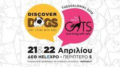 Η έκθεση «Discover Dogs – All About Cats 2018» θα πραγματοποιηθεί στη Θεσσαλονίκη τοΣαββατοκύριακο 21 και 22 Απριλίου στηΔιεθνή Έκθεση Θεσσαλονίκηςστοπερίπτερο 5. Όπως αναφέρουν οι διοργανωτές: […] Living With Dogs, All About Cats, Thessaloniki, All Dogs, Dog Love, Books, Libros, Book, Book Illustrations