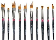 Creative Mark FX Effects Brush Set of 10 -- You can get additional details at the image link.