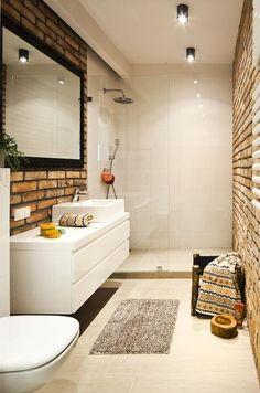 Toilet And Bathroom Design, Small Bathroom, Attic Design, Interior Design, Bedroom False Ceiling Design, Log Homes, Bathroom Interior, Corner Bathtub, My Dream Home