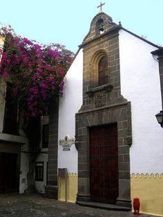 Gran Canaria , Las Palmas ,Kirche , Canary Islands, ES #travel