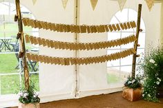 Casual Elegance ~ A Locally Sourced, Wild Flower Marquee Wedding With Charming Vintage Decor