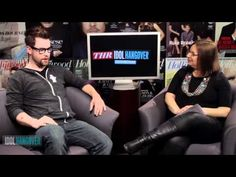 "Fantastic interview with American Idol winner David Cook, in which he talks about parting ways with RCA, and moving out of LA to possibly ... Nashville? ""Idol Hangover: Episode 11 with David Cook"